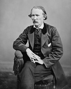 Kit Carson born in Madison County, Ky. - frontiersman and Indian fighter.