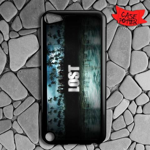 Lost Tv Series Game iPod 5 Black Case