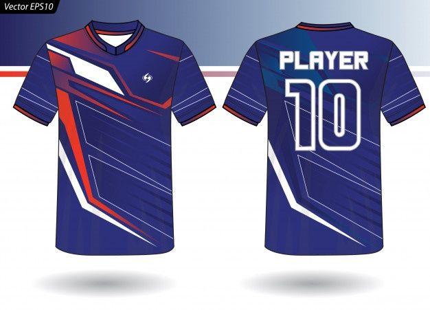Download Sports Jersey Template For Team Uniforms Sports Jersey Design Sports Tshirt Designs Sports Uniform Design