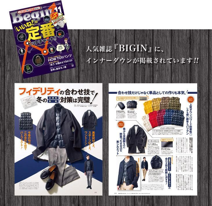 【楽天市場】FIDELITY(フィデリティ) インナーダウンベスト / パッカブル ライトダウンベスト パーテックス:ROCOCO attractive clothing