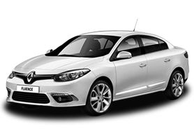 Car Rental Havana 2014 offers the Renault Fluence Manual within the full size sedan, known in Cuba as medium high category of vehicles available ...