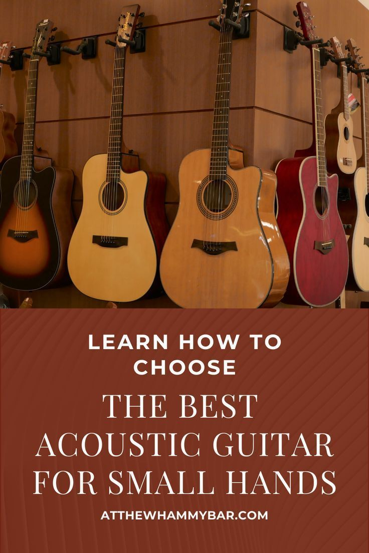 Best Acoustic Guitar For Small Hands Best Acoustic Guitar Guitar Acoustic