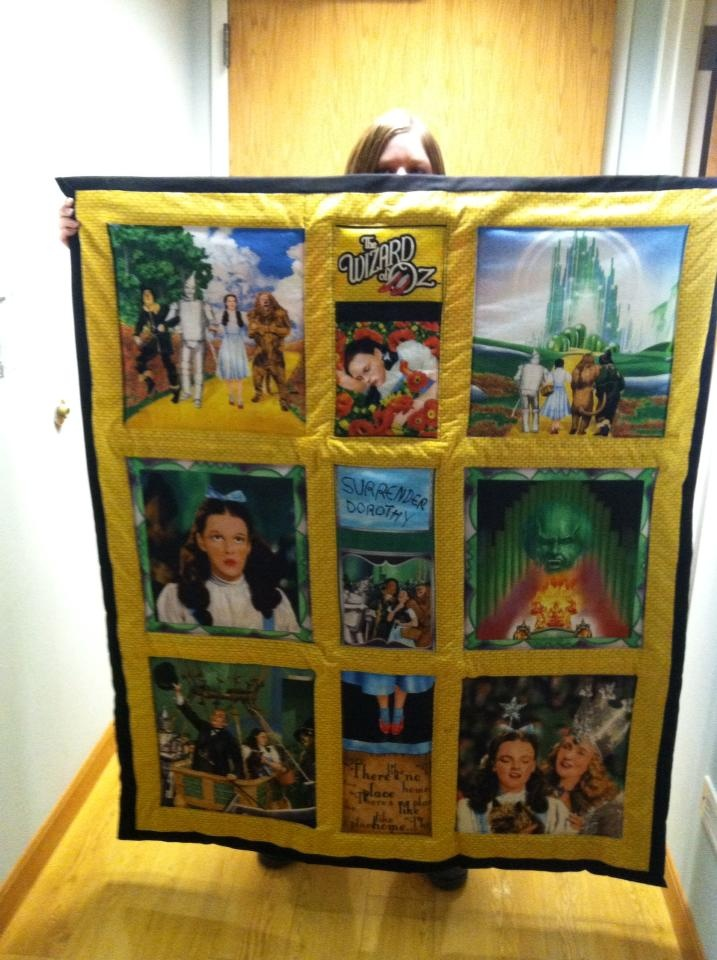 Wizard of Oz Quilt | QC - Yellow Brick Road Quilts