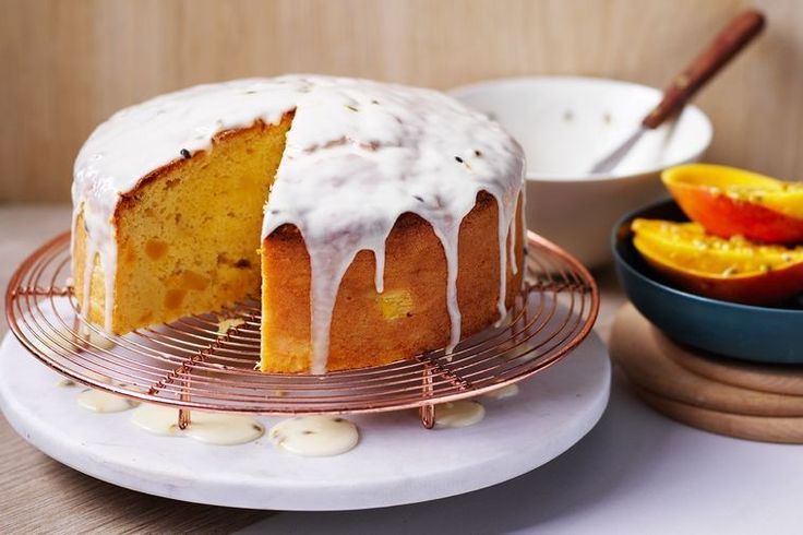 Who doesn't love mango? Here we have the summer cake recipe you've all been waiting for.