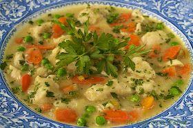 The Café Sucré Farine: Chicken & Dumpling Soup