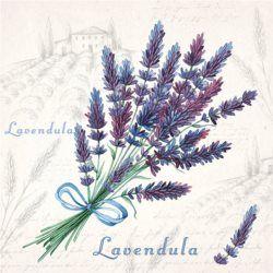 Serwetka papierowa - Lavendula - 00918