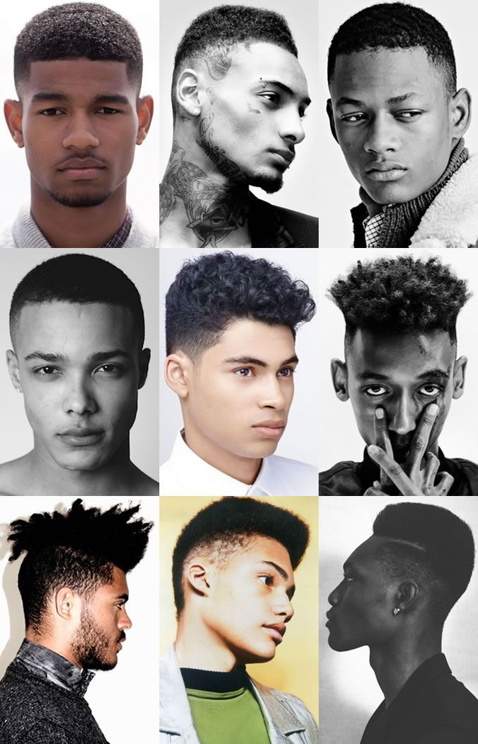 Popular Men's Hairstyles For 2015 Spring/Summer: Disconnected Sides Lookbook Inspiration