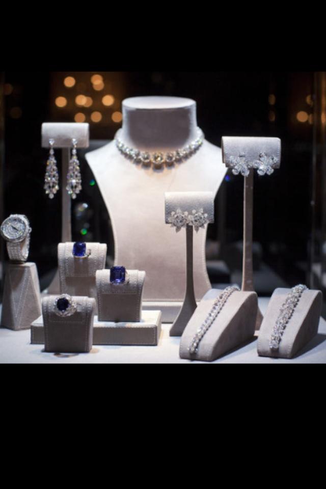 Graff jewelery