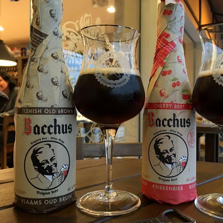 Bacchus Oud Bruin e Kriekenbier - Episódio 190 #cerveja #degustação #beer #tasting