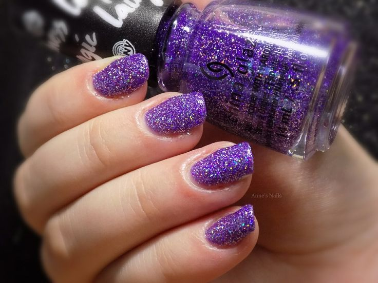 China Glaze 'I Just Canterlot' from the My Little Pony collection.