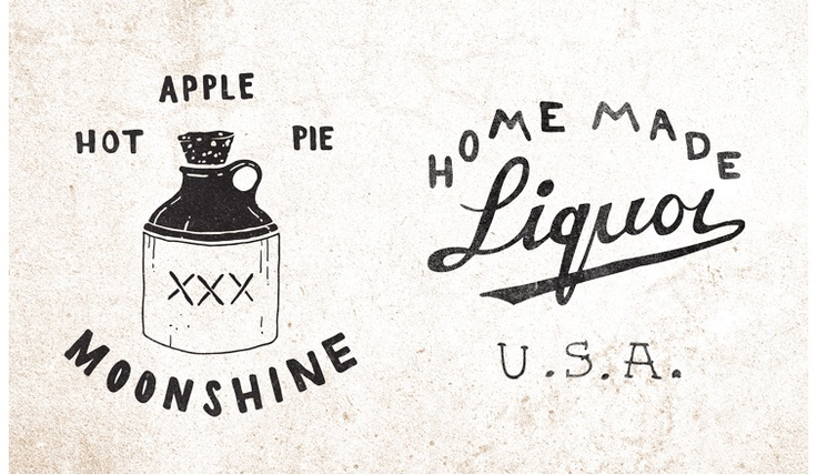 Lyla, Logo Typography, Hands Letters, Brand, Apples Pies Moonshine, Patricks Moore, Hands Drawn, Design, Apple Pies