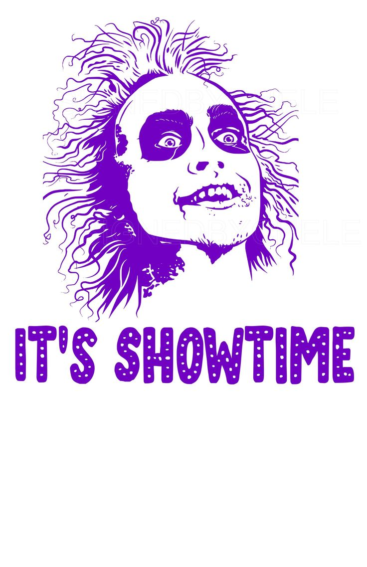 Beetlejuice PNG Sublimation Transfer Etsy in 2020