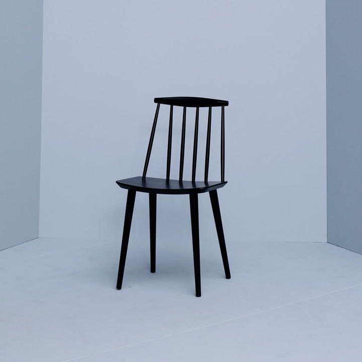 J77 Chair Von Hay Connox Kursi Kursi Makan Mebel