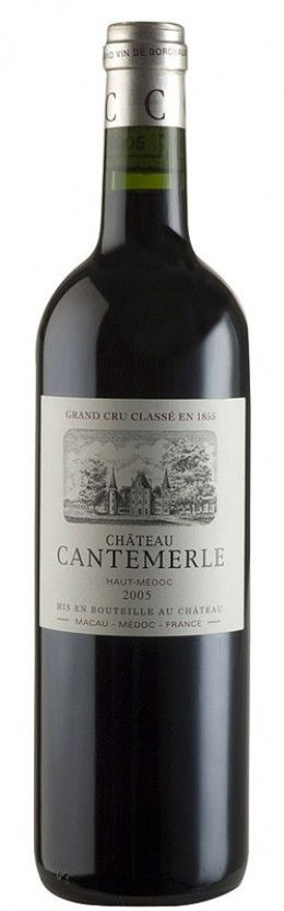 Chateau Cantemerle 2006