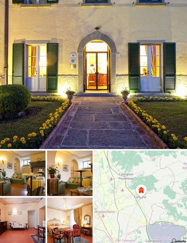 Ce charmant hôtel de centre-ville se trouve non loin du centre historique de la magnifique ville étrusque et médiévale de Cortona nichée au cœur des collines toscanes. Cet établissement se trouve à proximité de restaurants, bars, pubs, magasins, attractions touristiques ainsi que du réseau de transports en commun. Compter 30 min en voiture pour rejoindre le lac Trasimène et Montepulciano, tandis que les villes de Pienza, Arezzo, Assise et Sienne se trouvent également tout près.