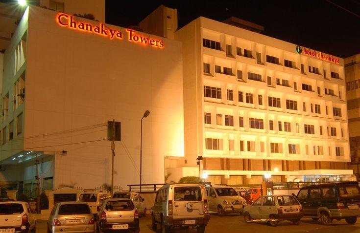 Hotel Chanakya Patna bihar