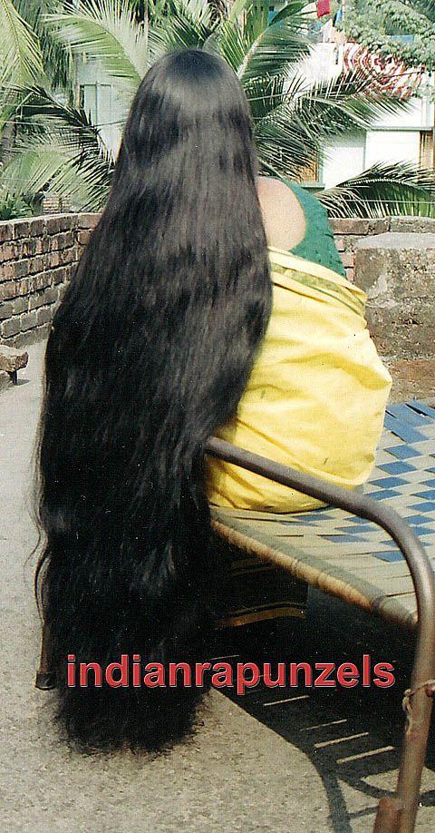 Indian long hair play-3827