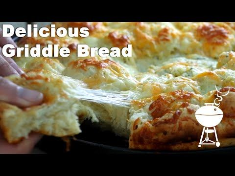 Epic Braai Griddle Bread