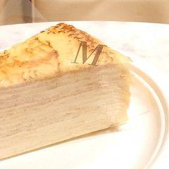 Lady M's crepe cake