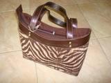 Pandanus wicker handbag
