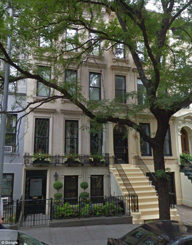 Al Roker and Deborah Roberts' house