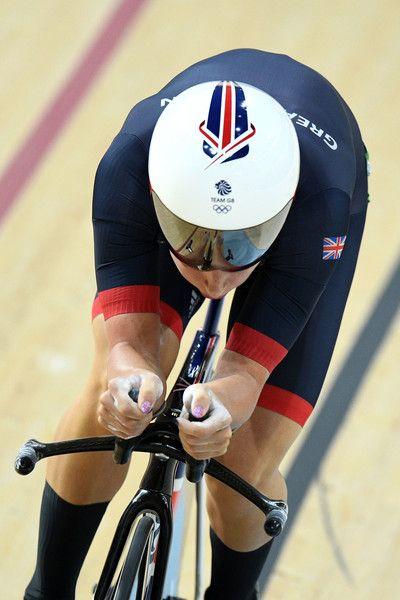 Laura Trott Women's Omnium Individual Pursuit Rio Olympic Games 2016 Getty Images