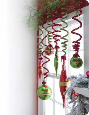 Decoracion de Navidad para ventanas | Para Ellas. NetPara Ellas. Net