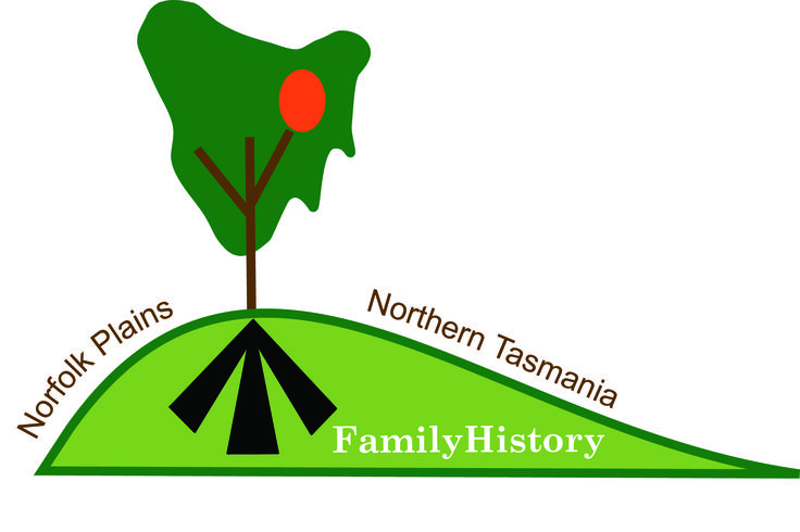 Norfolk Plains Northern Tasmania Family History - information flyer and how we use social media.
