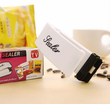 Magic Smart Sealer Portable Heat Sealer Mini Sealing Machine—$20.00(Save 61%!) Magic Smart Sealer Portable Heat Sealer Mini Sealing Machine Whach video —- Specifications: Material: ABS plas…