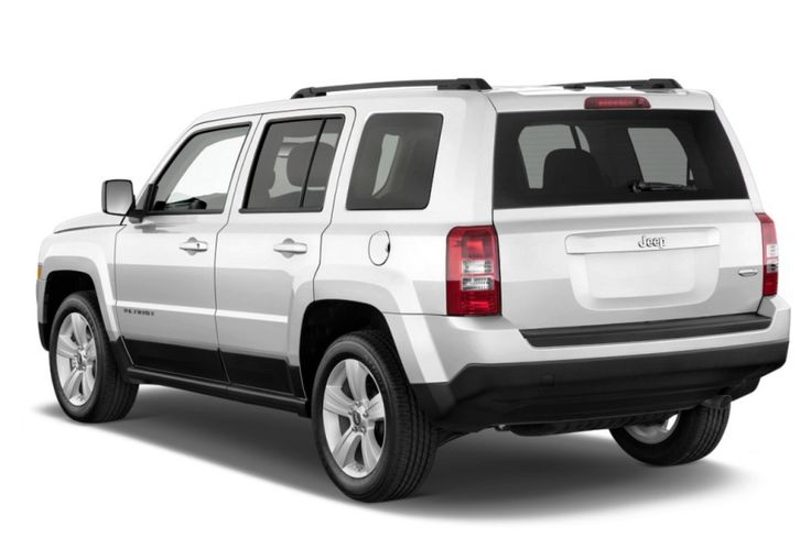 2016 Jeep Patriot White