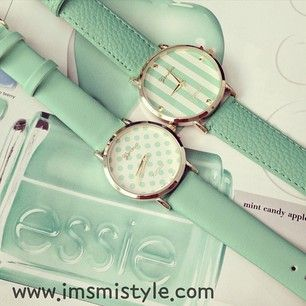 mint watches...love
