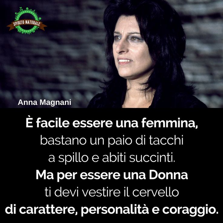 Una grande Donna