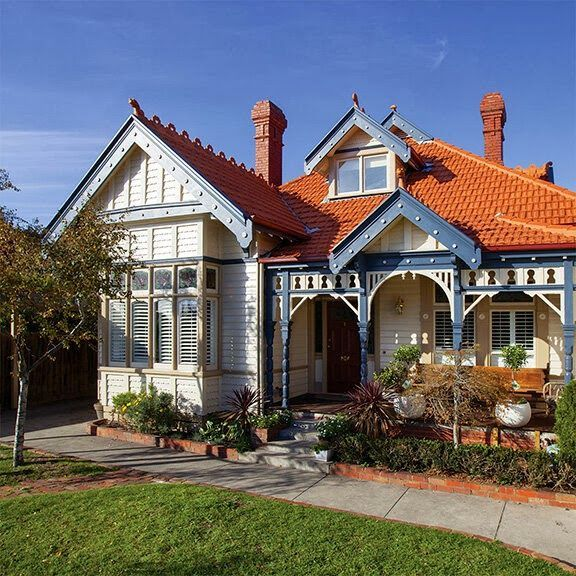 Best Home Exteriors Monier Terracotta Roof Tiles Australian 400 x 300