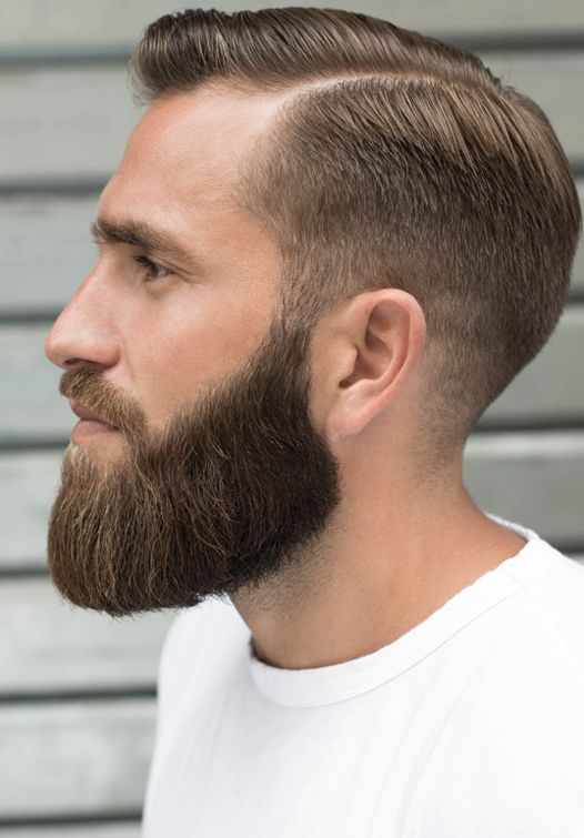 Unique Best Mens Hairstyles With Beards