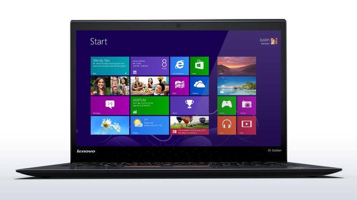 Ultrabook professionnel ThinkPad X1 Carbon prix promo Ordinateur Portable Lenovo 1 249.99 €