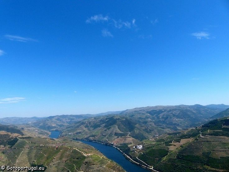 Douro Valley is one of the most beautiful things to see if you're visiting northern Portugal.
