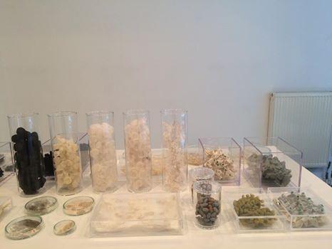 Sarah Vajira Lindström: Unidentified Objects — på SOFT galleri.