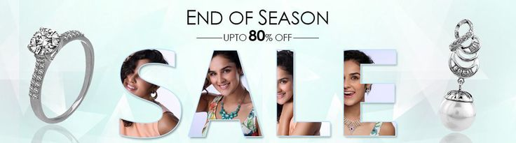 Voylla end of season sale - Avail up to 80% discount on jewelry, anklets, bracelets, earrings, pendant sets and many more from #voylla