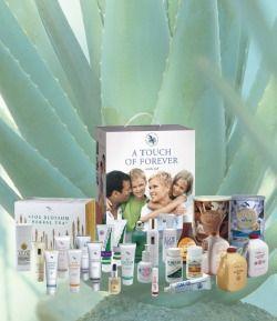 100% natural aloe vera based products