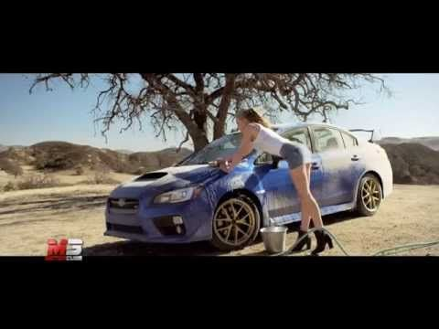 SUBARU WRX STI 2014 - THE RIDE OF HER LIFE - YouTube