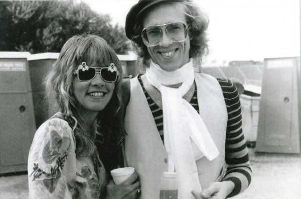 Stevie Nicks with Bob Welch