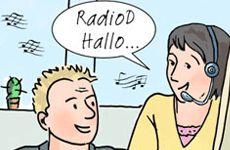 Radio D: Ein Audiosprachkurs für Anfänger
