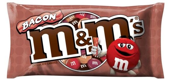 New Bacon M&M's (Is This Real Life?): Things Bacon, Chocolate, Bacon ...