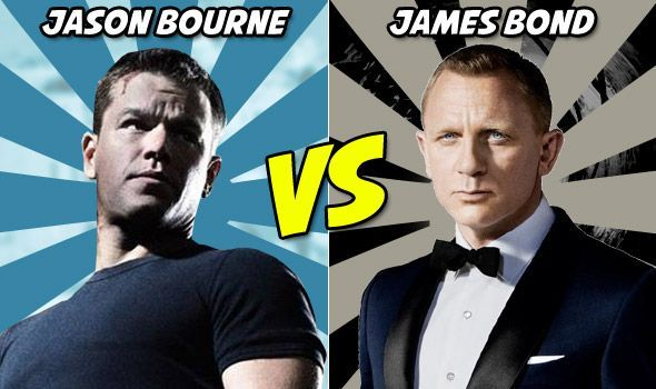 Are You James Bond Or Jason Bourne? Which clandestine, dark-ops, international man of mystery, super-spy are you? Take this quiz and find out today!