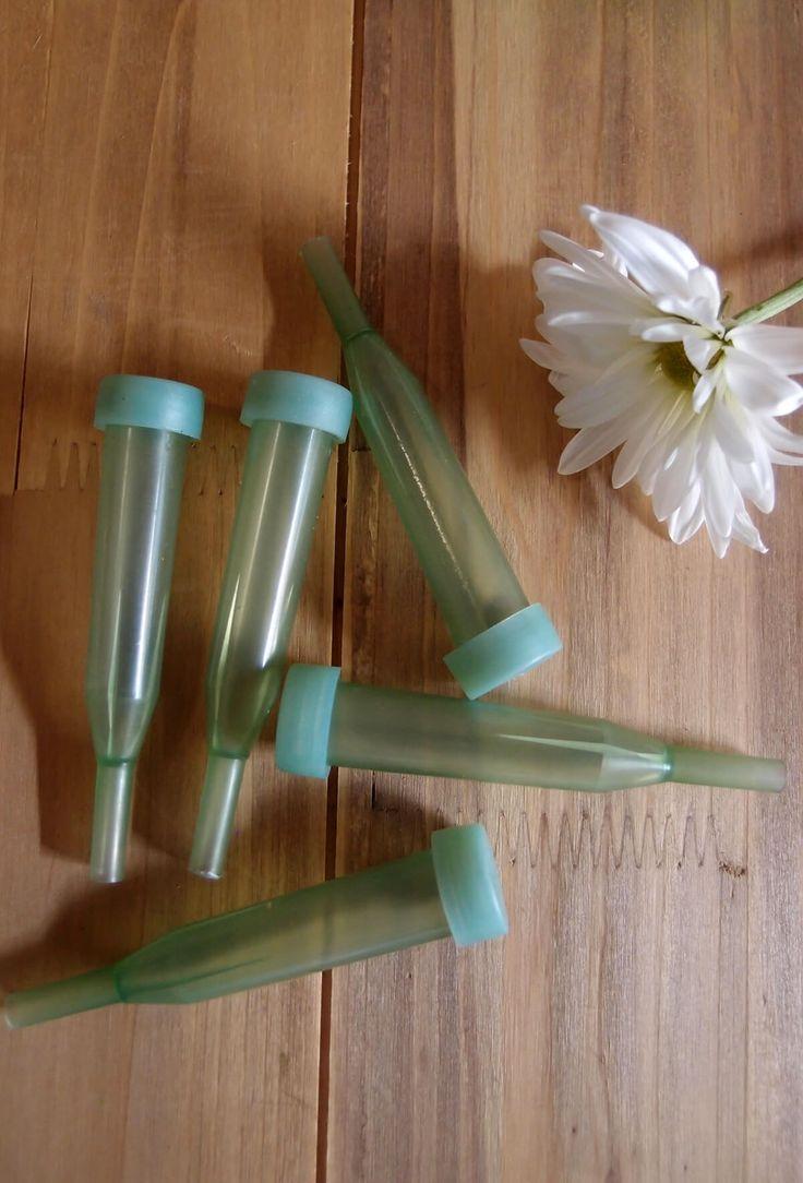 "24 - 3.5"" Floral Tubes"