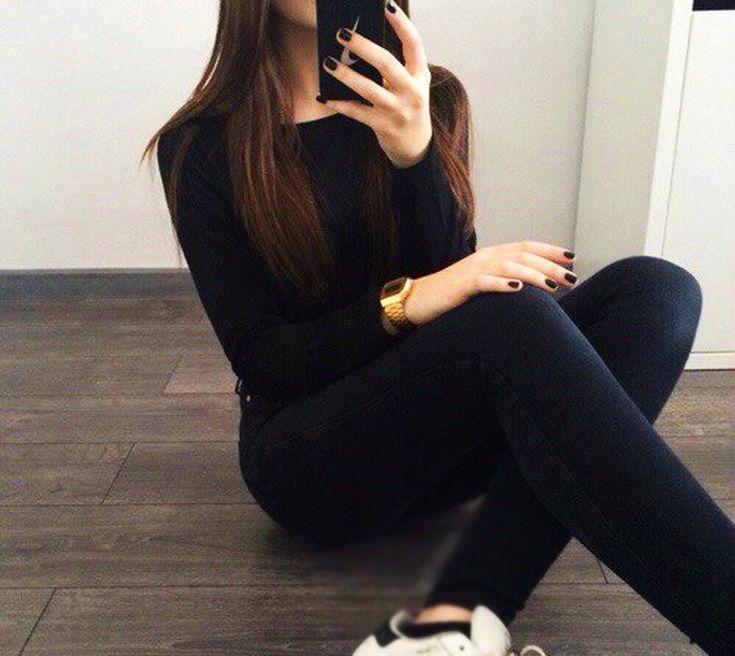 Красивые картинки девушек на аву в вконтакте без лица