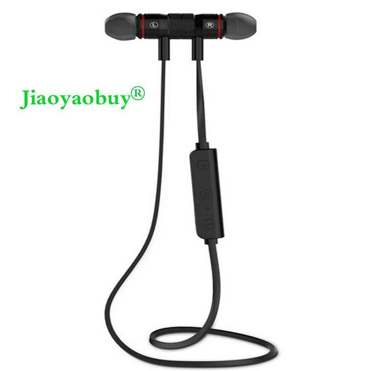 Bluetooth Headphones V4.0 Wireless Earbuds In-Ear Noise Reduction earphone