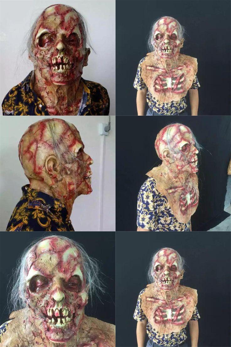 Best 25+ Zombie mask ideas on Pinterest | Prosthetic teeth ...