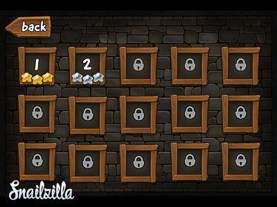 game ui level-select