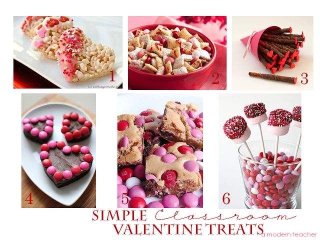 Valentine's Classroom Party! and Freebie too   A Modern Teacher